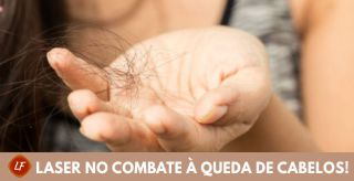 Laser no combate à queda de cabelos?